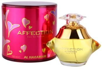 Al Haramain Affection eau de parfum pour femme 100 ml