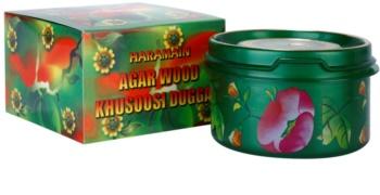 Al Haramain Agarwood Khusoosi Duggat Wierook  50 gr