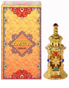 Al Haramain Amira Gold eau de parfum hölgyeknek 12 ml