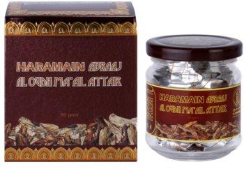 Al Haramain Abraaj Al Oudh Ma'Al Attak ладан 50 гр