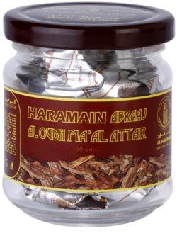 Al Haramain Abraaj Al Oudh Ma'Al Attak frankincense