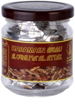 Al Haramain Abraaj Al Oudh Ma'Al Attak incienso