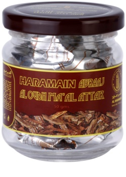 Al Haramain Abraaj Al Oudh Ma'Al Attak Wierook  50 gr