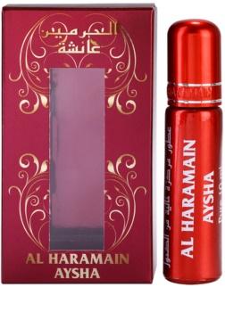 Al Haramain Aysha geparfumeerde olie  Unisex (roll on) 10 ml