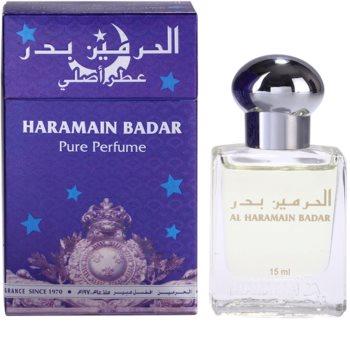 Al Haramain Badar geparfumeerde olie  Unisex (roll on) 15 ml