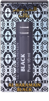 Al Haramain Black óleo perfumado unissexo 10 ml  (roll on)