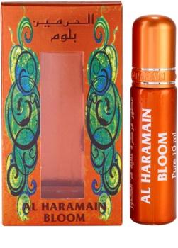 Al Haramain Bloom huile parfumée pour femme (roll on) 10 ml