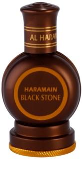 Al Haramain Black Stone olejek perfumowany dla mężczyzn 15 ml