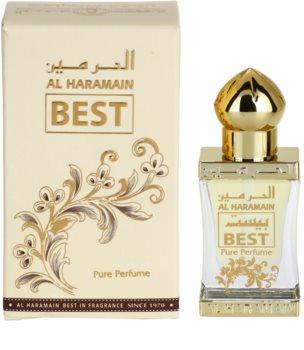 Al Haramain Best parfémovaný olej unisex