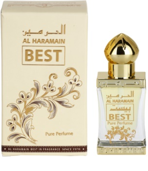 Al Haramain Best parfümiertes Öl unisex 12 ml