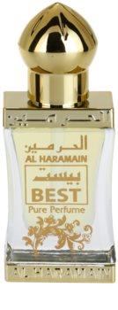 Al Haramain Best parfémovaný olej unisex 12 ml
