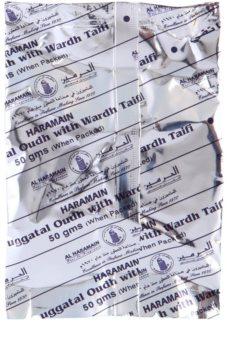 Al Haramain Duggatal Oudh with Wardh Taifi Frankincense 50 g