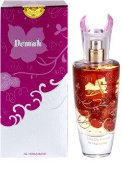 Al Haramain Demah Eau de Parfum Damen 75 ml