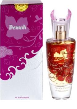 Al Haramain Demah eau de parfum nőknek 75 ml
