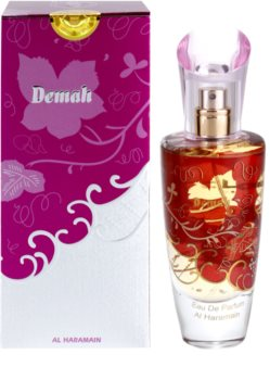 Al Haramain Demah eau de parfum per donna 75 ml
