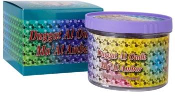 Al Haramain Al Haramain Duggat Al Oudh Ma'Al Amber Wierook  100 gr