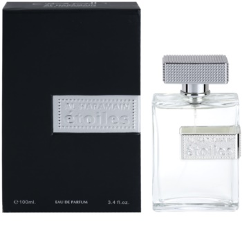 Al Haramain Etoiles Silver parfumovaná voda pre mužov 100 ml