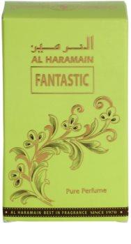 Al Haramain Fantastic Αρωματικό λάδι unisex 12 μλ