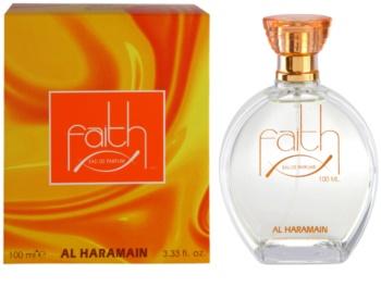Al Haramain Faith eau de parfum pentru femei 100 ml
