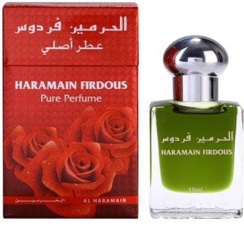 Al Haramain Firdous perfumed oil for Men (roll on) 15 ml