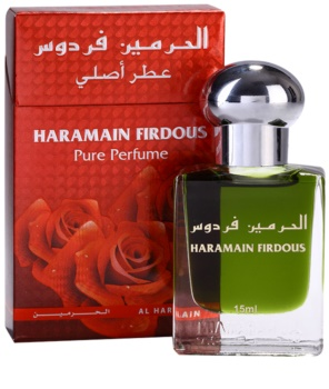 Al Haramain Firdous parfémovaný olej pre mužov 15 ml  (roll on)