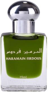 Al Haramain Firdous парфумована олійка для чоловіків 15 мл  (roll on)
