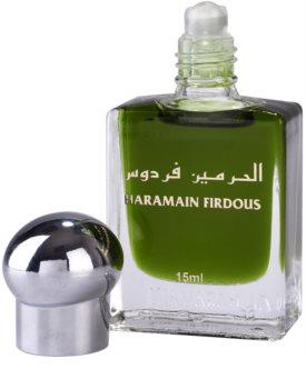 Al Haramain Firdous parfümiertes Öl Herren 15 ml  (roll on)
