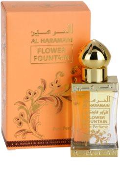 Al Haramain Flower Fountain парфумована олійка для жінок 12 мл