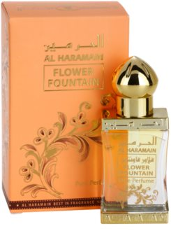 Al Haramain Flower Fountain illatos olaj nőknek 12 ml