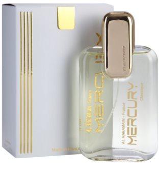 Al Haramain Mercury Classique eau de parfum mixte 100 ml