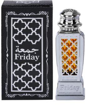 Al Haramain Friday eau de parfum pentru femei 15 ml