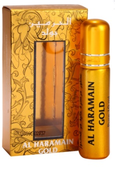 Al Haramain Gold olio profumato per donna 10 ml