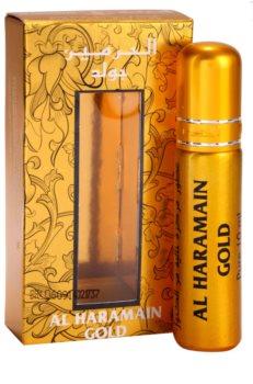 Al Haramain Gold parfémovaný olej pro ženy 10 ml