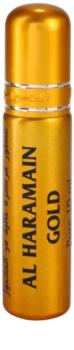 Al Haramain Gold parfümiertes Öl für Damen 10 ml