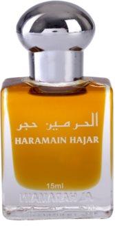 Al Haramain Haramain Hajar olio profumato unisex 15 ml