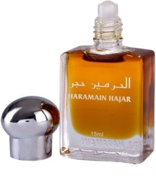 Al Haramain Haramain Hajar Geparfumeerde Olie  Unisex 15 ml