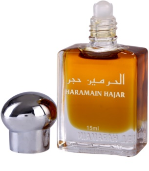 Al Haramain Haramain Hajar illatos olaj unisex 15 ml