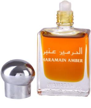 Al Haramain Haramain Amber Geparfumeerde Olie  Unisex 15 ml