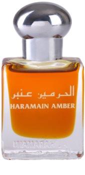 Al Haramain Haramain Amber parfümiertes Öl unisex 15 ml