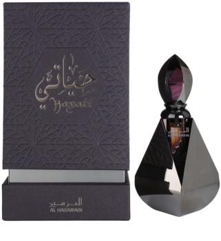 Al Haramain Hayati Eau de Parfum για γυναίκες 12 μλ