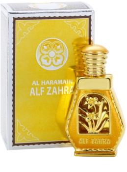 Al Haramain Alf Zahra Parfum voor Vrouwen  15 ml