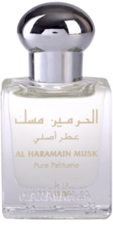 Al Haramain Musk olejek perfumowany dla kobiet 15 ml