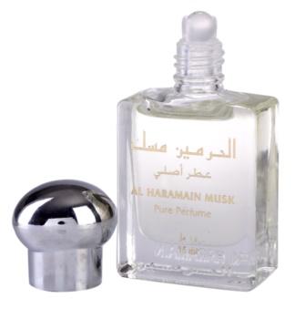Al Haramain Musk Αρωματικό λάδι για γυναίκες 15 μλ