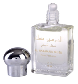 Al Haramain Musk parfümiertes Öl Damen 15 ml