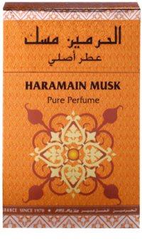 Al Haramain Musk parfémovaný olej pre ženy 15 ml