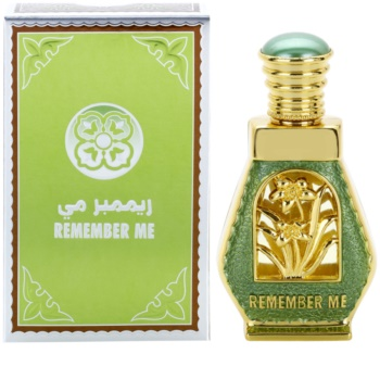 Al Haramain Remember Me parfum mixte 15 ml