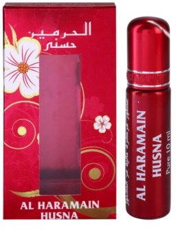 Al Haramain Husna perfumed oil for Women