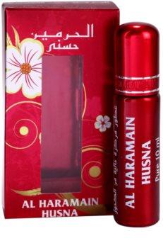 Al Haramain Husna parfümiertes Öl Damen 10 ml