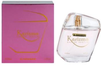 Al Haramain Karizma eau de parfum da donna 100 ml