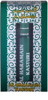 Al Haramain Kasturi olio profumato per donna 10 ml